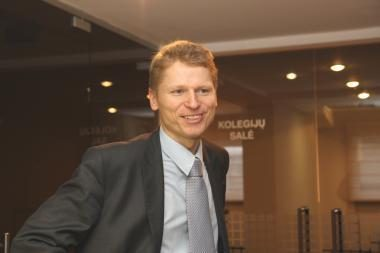 Teisingumo ministro patarėju pradeda dirbti Tomas Baranovas