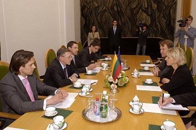 Lietuvai stinga laiko susitvarkyti energetiką