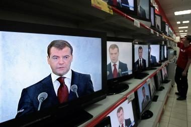 Vakarai sunerimo dėl Kremliaus planų