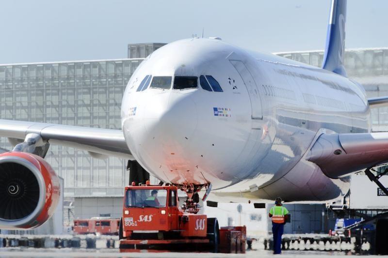 Planuojami tiesioginiai skrydžiai iš Kopenhagos į San Franciską