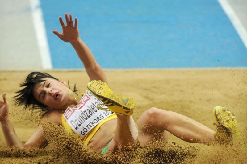 D.Dzindzaletaitė Europos čempionate pagerino Lietuvos sezono rezultatą