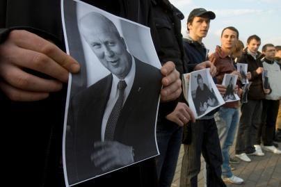 Iš kalėjimo paleistas Baltarusijos disidentas