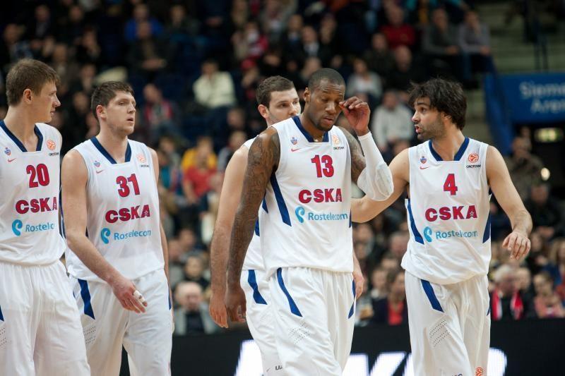 """""""Panathinaikos"""" vadovų kaltinimai: CSKA papirko Eurolygą"""