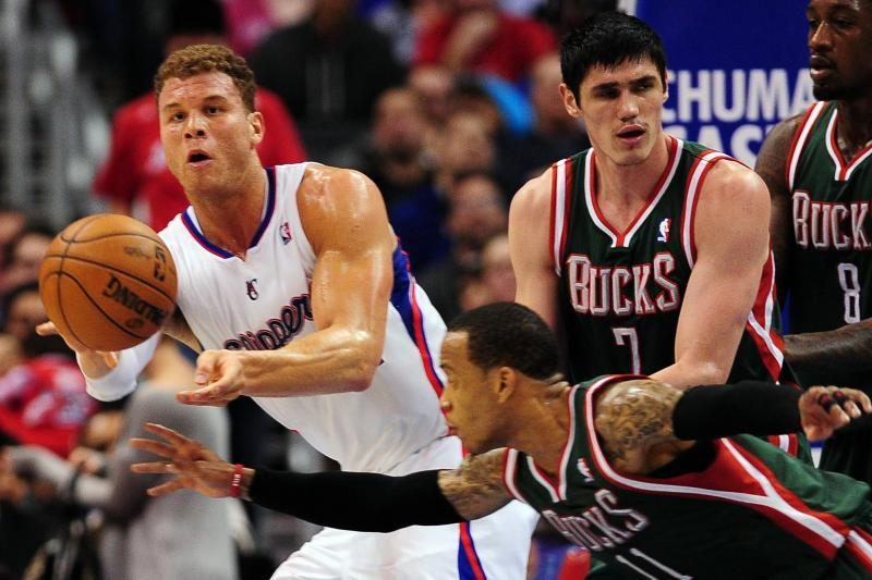 NBA: trigubas B. Griffino dublis, K. Bryanto šou ir L. Jameso metimas