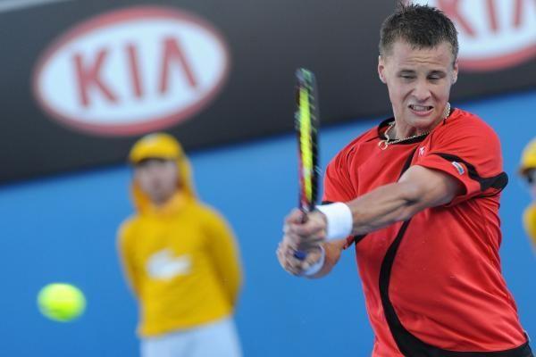 Vimbldono teniso turnyro kvalifikacijoje - Ričardo Berankio nesėkmė