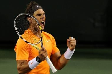 R. Nadalis ATP turnyre šiemet triumfavo jau 9 kartą