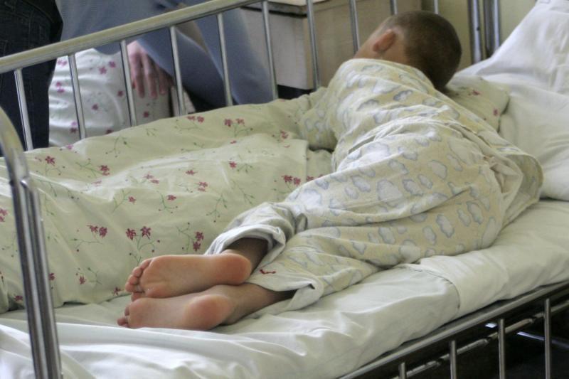 Iš Marijampolės vaikų namų atvežtas sumuštas globotinis