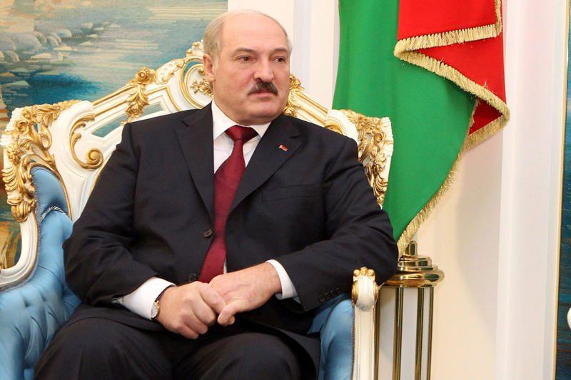 Lukašenka sau įpėdinio nerengia ir viešai nieko neparems