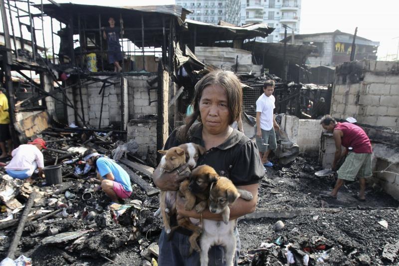 Taifūnas  žudikas vėl grįžta į Filipinus