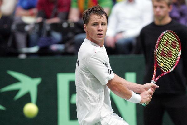R.Berankis - Bratislavos teniso turnyro ketvirtfinalyje