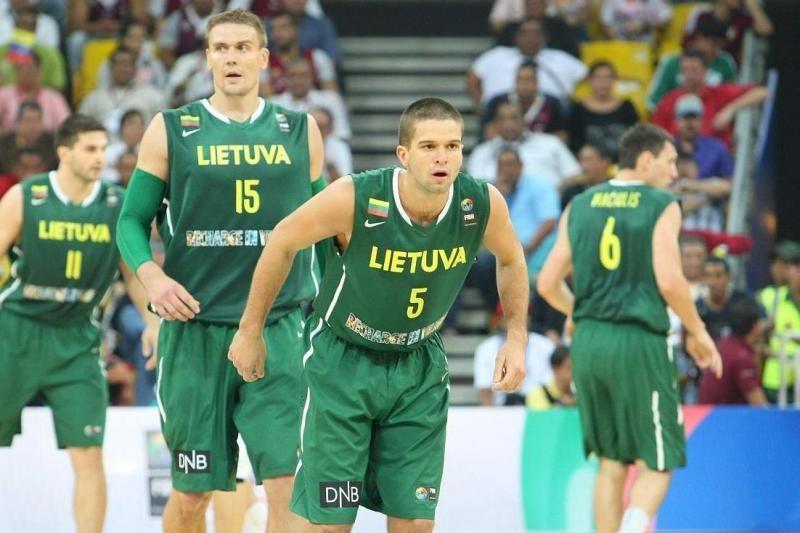Išlydėtuvių rungtynes lietuviai žais su islandais