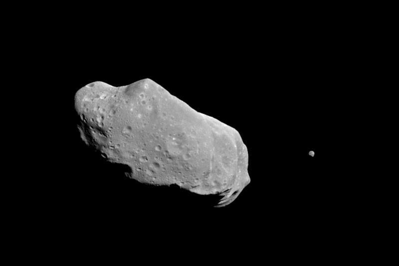 Ar asteroidas Vesta panašus į planetą?