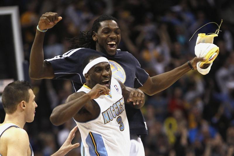 """""""Nuggets"""" rekordinę seriją pratęsė prieš """"Thunder"""" (rezultatai)"""