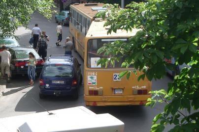 Avarija apsunkino eismą miesto centre