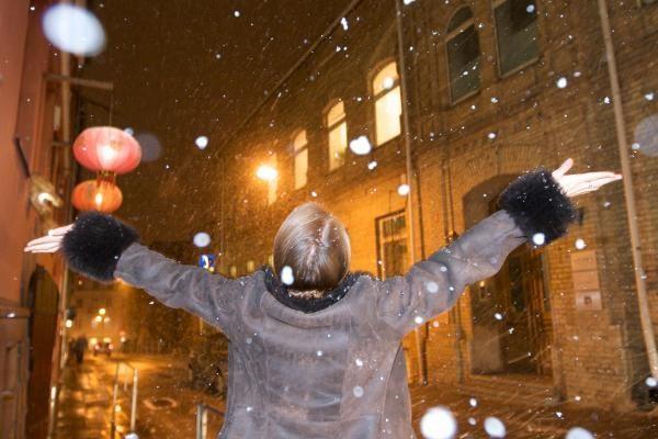 Kitą savaitę į Lietuvą atkeliaus žiema