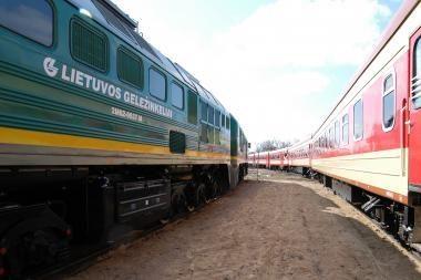 Naujamečiam turistų antplūdžiui iš Rusijos trūksta vagonų