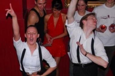 Kauniečiai kviečiami nemokamai išmokti šokti
