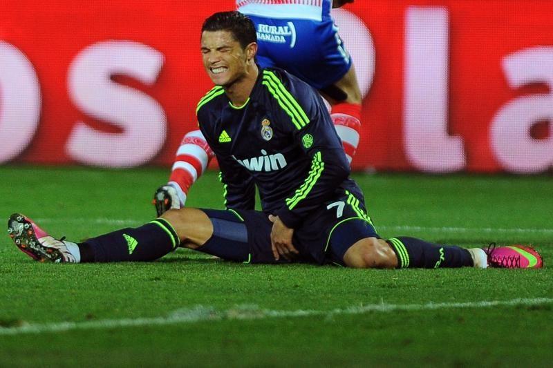"""C.Ronaldo įsimušė į savus vartus, """"Real"""" pralaimėjo autsaideriui"""