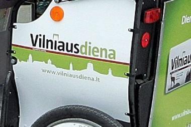 """""""Vilniaus diena"""" didina tiražą ir žada permainų"""