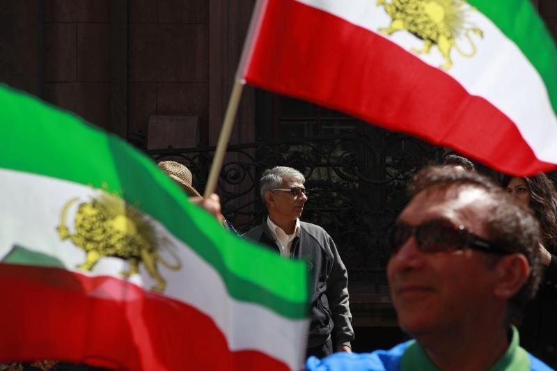 """Iranas perspėjo dėl """"provokacijų"""" per priešminines pratybas"""