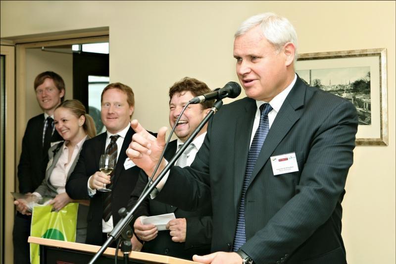 Verslininkams siūloma investuoti Klaipėdoje