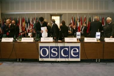 Vilniuje ESBO valstybių parlamentų nariai aptars naujus saugumo iššūkius