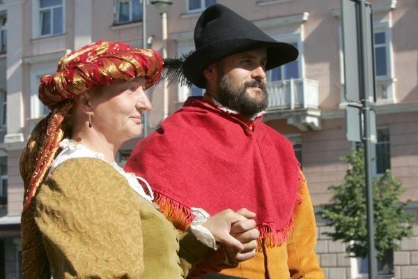 Vilniaus Rotušės aikštėje - Baltramiejaus mugė (programa)