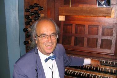 Vargonininko G.Bovet koncertas - perpildytoje bažnyčioje