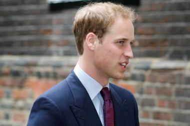 Britai nori, kad karaliumi taptų princas Viljamas, o ne jo tėvas