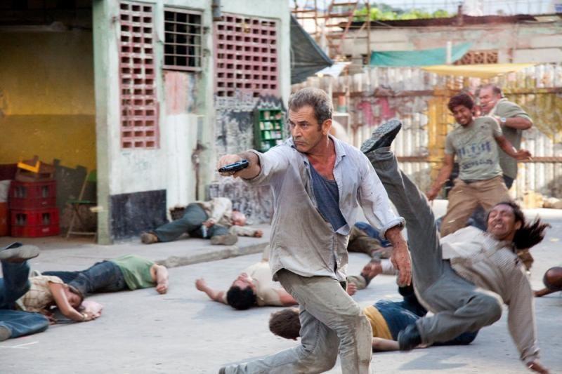 Melas Gibsonas filmo kolegoms: neatrodot kaip žydai