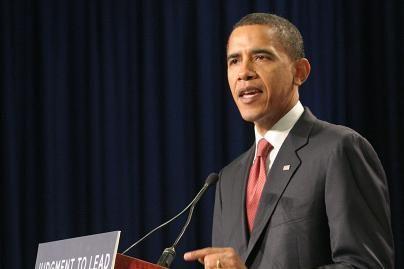 B.Obama rinkimų kampanijai surinko 52 mln. dolerių