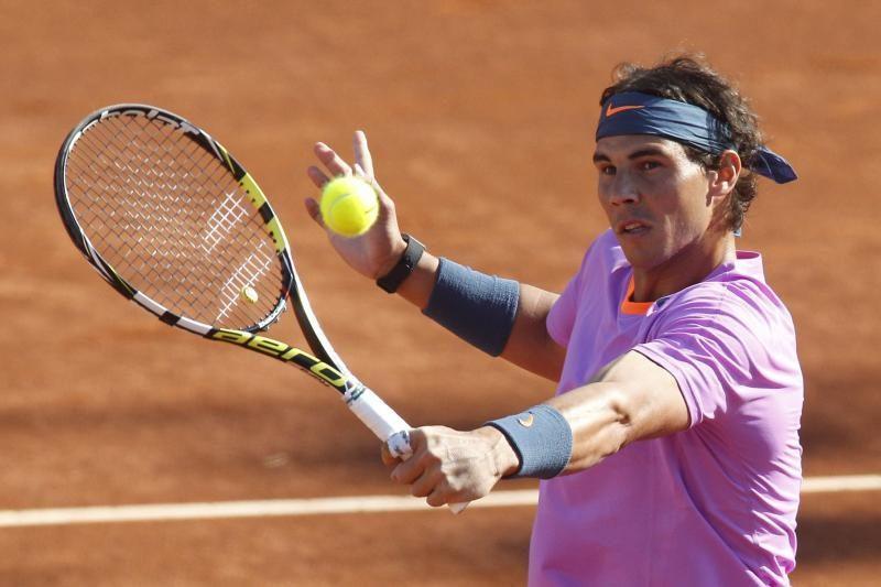 Po traumos atsigavęs R.Nadalis Čilėje nesunkiai pateko į finalą
