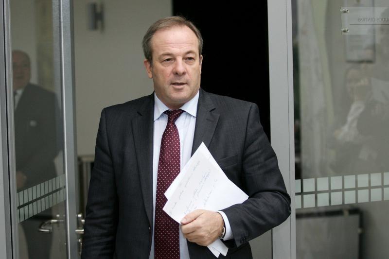 Vilniaus vicemeras R. Adomavičius 2 mėnesiams nušalintas nuo pareigų
