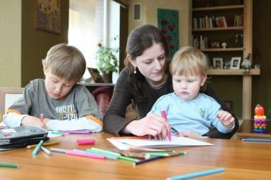 Vaikų sveikatos programai – milijoninės lėšos