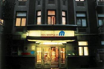 """""""Metropolio"""" viešbutyje gyvens studentai"""