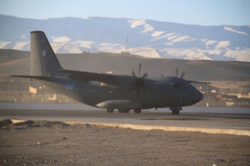 Krašto apsaugos ministras atvyko į Afganistaną