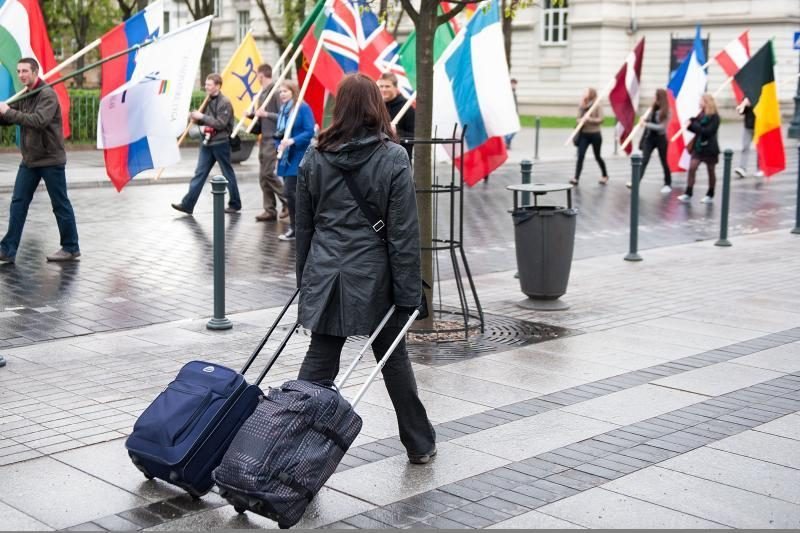 Rastas priešnuodis prieš protų nutekėjimą į užsienį?
