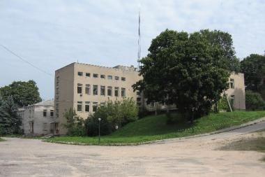 Už beveik 4 mln. litų parduodama buvusi Anykščių ligoninė