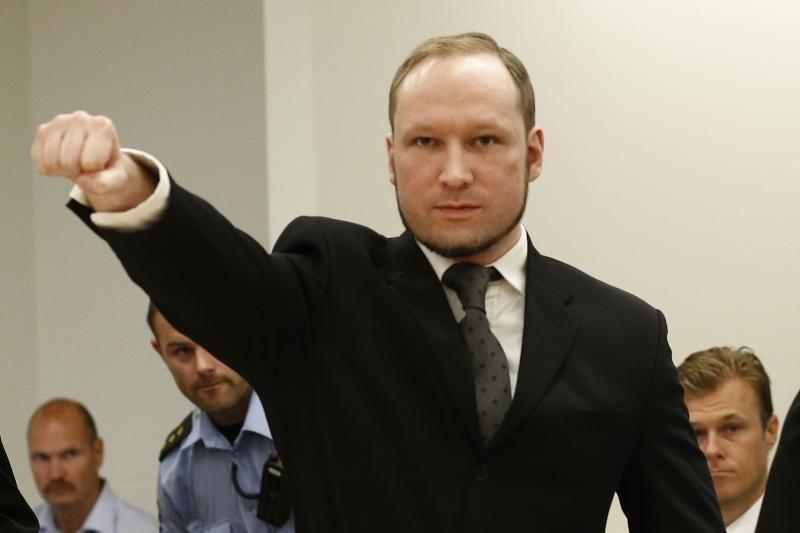 """Įžūlumas: A. Breivikas skundžiasi """"nežmoniškomis"""" kalėjimo sąlygomis"""