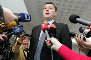 Iš Seimo išeinantis A.Zuokas žada likti aktyvioje politikoje