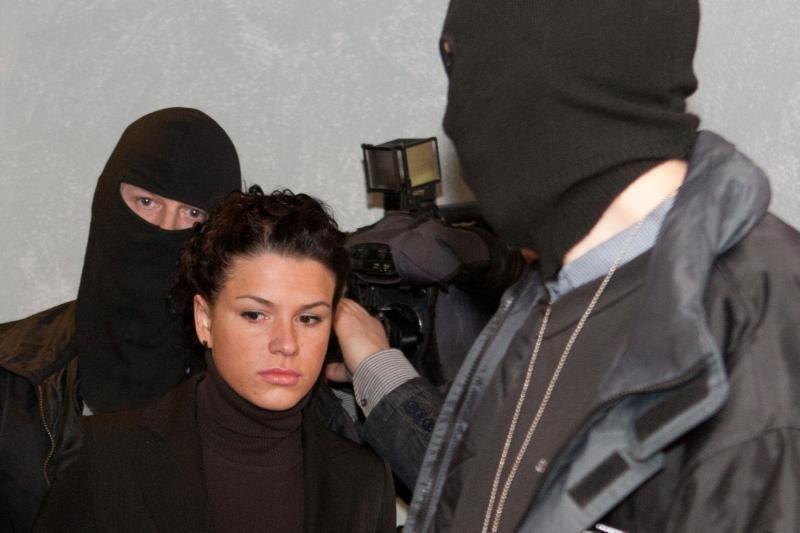 L. Stankūnaitė emigruoti nebeketina: ji su pareigūnais susitaikė