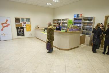 Rekonstruotas Vilniaus turizmo informacijos centras