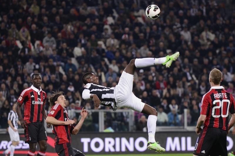 """Serie A: grandų kovoje pergalę šventė """"Juventus"""" (rezultatai)"""
