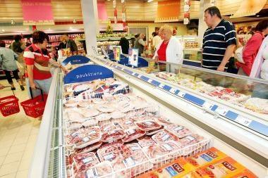 Vartojimo prekių ir paslaugų kainos išaugo 8,5 procento