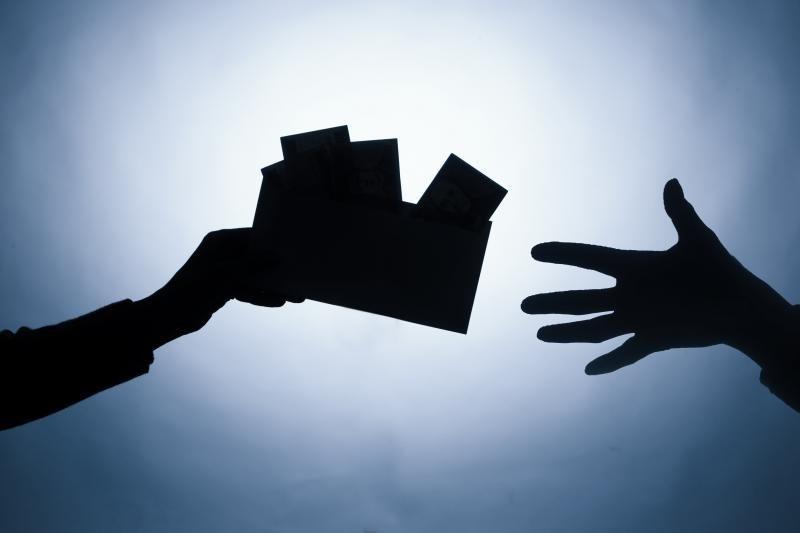 Statistikos departamento tarnautoja įtariama kyšininkavimu