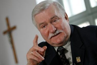 Buvęs Lenkijos prezidentas Walesa nedalyvauja Nobelio taikos premijos laureatų susitikime