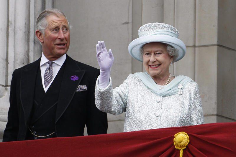 Dauguma britų nori, kad princas Charlesas taptų karaliumi
