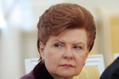 D.Grybauskaitė: Lietuva svarstytų galimybę paremti V.Vykės-Freibergos kandidatūrą tapti ES prezidente
