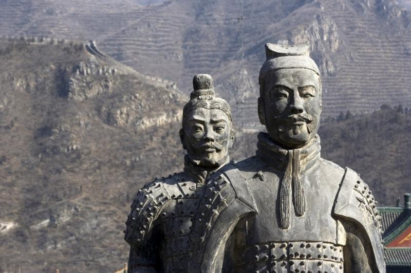 Kinijoje atkasta daugiau kaip 100 naujų terakotinių karių