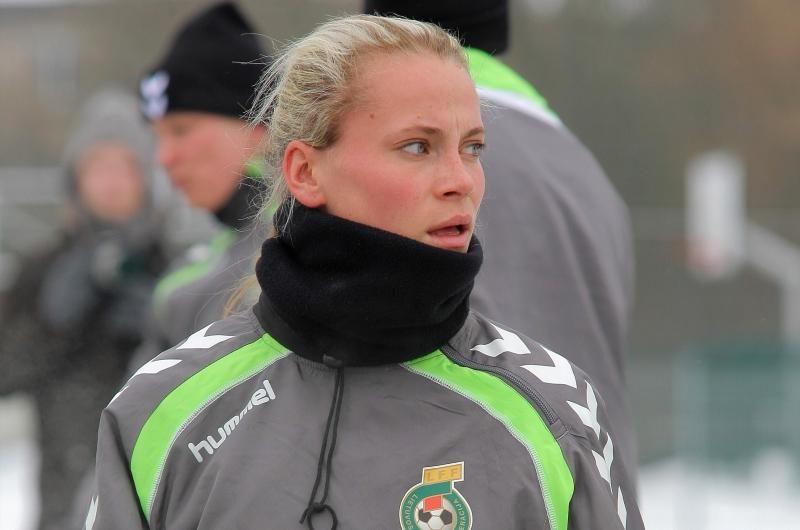Futbolininkės namai - Ispanijoje, širdis - Lietuvoje (interviu)